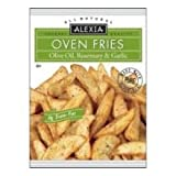 Alexia Potato Oven Fries, Olive Oil/Rosemary/Garlic, 16 Ounce (Pack of 12)
