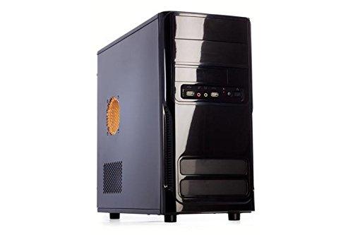 45 opinioni per iTek Pirate Midi Tower Case per PC, 500 W, Nero