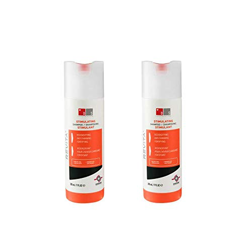 Ds LAB Revita High-Performance Hair Stimulating Shampoo, 7 Ounce / 205 Milliliter ( Pack of Two)