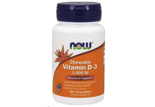 Vitamin D 3 Chewable Tablets Pack