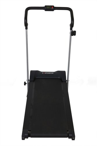 Confidence Fitness Magnetic Manual Treadmill by Confidence