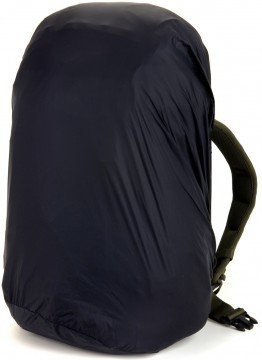 SnugPak Black Aquacover 70 Waterproof Backpack Cover - 92148 by SnugPak