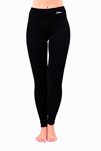 6df81bdf71d7f0 Nirlon Yoga Pants For Women Best Leggings 28″ Inseam Length Regular & Plus  Size