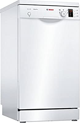 Bosch Serie 2 SPS25CW03E lavavajilla Independiente 9 cubiertos A+ ...