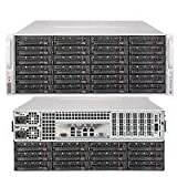 Supermicro SSG-6048R-E1CR36N SuperStorage Server 6048R-E1CR36N - Server - rack-mountable - 4U - 2-way - RAM 0 MB - SAS - hot-swap 3.5 inch - no HDD -
