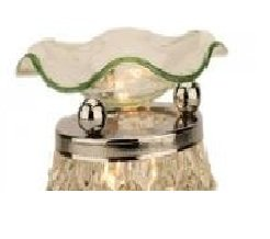 Electric Wall Plug-in Glass Ball Oil Warmer