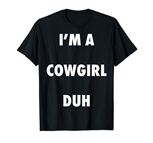 Easy Cowgirl Costumes Ideas - Easy Halloween Cowgirl Costume Shirt for