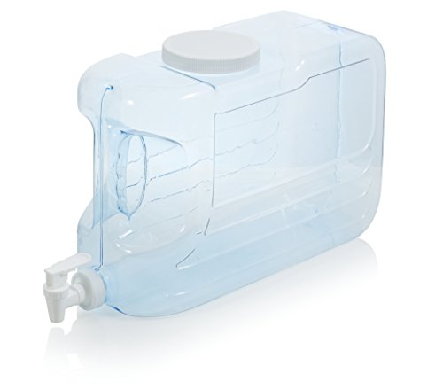 Arrow Home Products 76701 H2O Oasis Dispenser, 2.5 Gallon, Clear