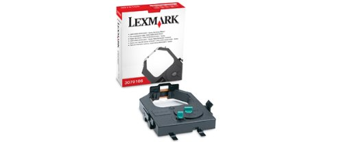 Lexmark International 3070166 High Yield Black Re-Inking Ribbon
