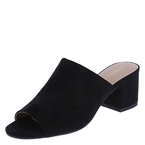 15c8793ac240e hot sale Christian Siriano for Payless Women s Nikolle Low Heel Slide