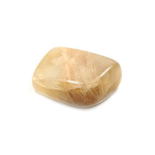 CrystalGeode® Malachite Tumblestone 20-25mm