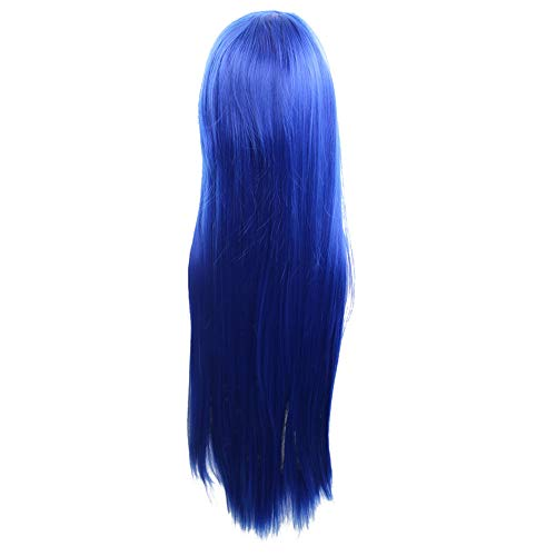 Willsa Fashion Charm New Arrival Amazing Long Straight 80CM Wig Gets You Eyecatching 100% Human Hair