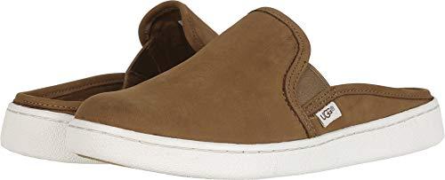 UGG Women's Gene Sneaker, Chestnut, 8.5 M US