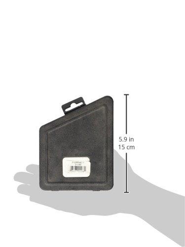 Black 13-Piece Forney 21286 Empty Metal Index Drill Index