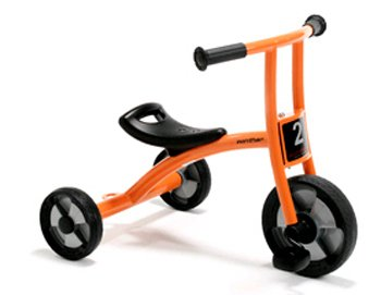 * TRICYCLE SMALL AGE 2-4 by MotivationUSA