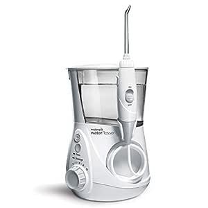 Waterpik WP-660 Water Flosser Electric Dental Countertop Professional Oral Irrigator For Teeth, Aquarius,White