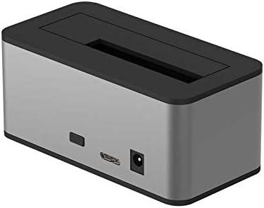 Usb3.0外付けハードドライブドッキングステーション、2.5 / 3.5ハードディスクベース、ハードディスクキャディリーダー、2Tb容量をサポート、オプションで2色