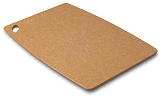 Sage 12 by 18-Inch Non-Skid Chop Board, Natural