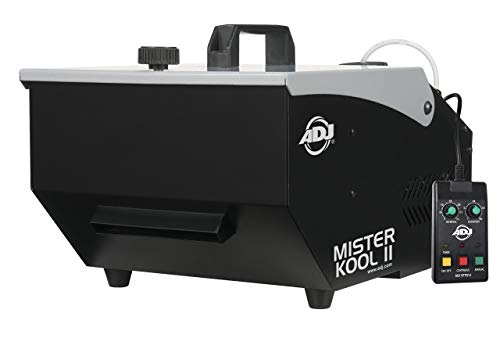 ADJ Fog Machine Black Mister Kool II (Renewed)