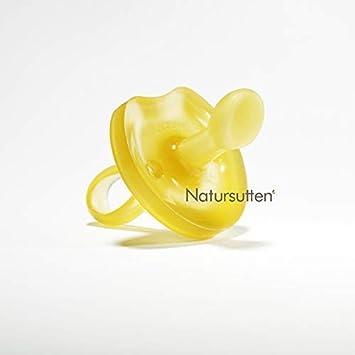 Amazon.com: Chupete tetina para ortodoncia de goma natural ...