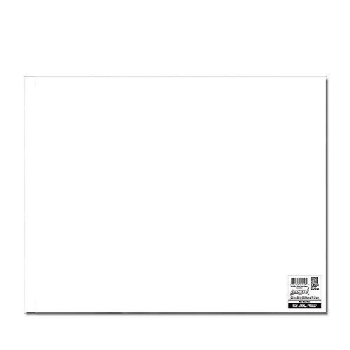 ArtSkills Poster Board, 22 x 28 Inches, Pack of 40, White (PA-1559) by ArtSkills (Image #1)