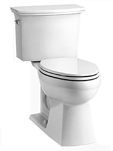 Complete Solution Toilet Elongated Height - Kohler Lintelle Elongated Complete Toilet