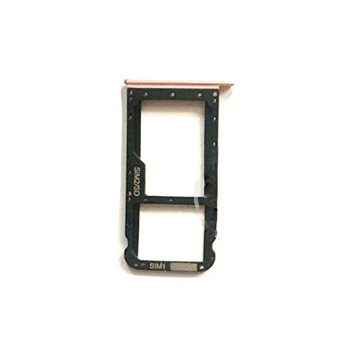 Replacement Parts for Meizu A5 Slot Tray Socket Reader Replacement SIM Card Holder (Pink)