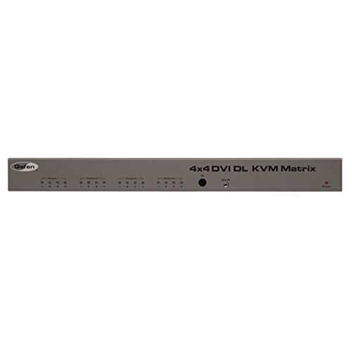 Gefen EXT-DVIKVM-444DL DVI Matrix KVM ()