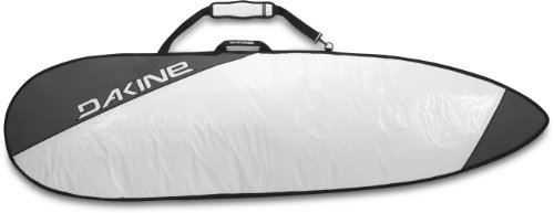 Dakine Daylight Surf Thruster Bag, 7-Feet, White