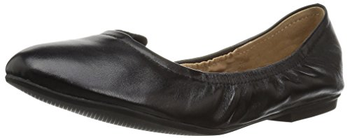 Image of The Fix Women's Sloan Tab Elasticated Ballet Flat