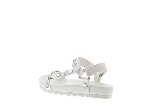 ALBANO - Sandalias de vestir para mujer Bianco