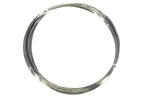 Steel Music Wire, 50 Feet Of .012 (#3)