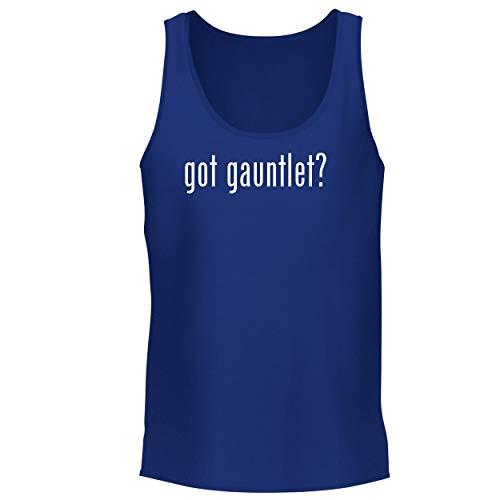 BH Cool Designs got Gauntlet? - Men's Graphic Tank Top, Blue, Large]()