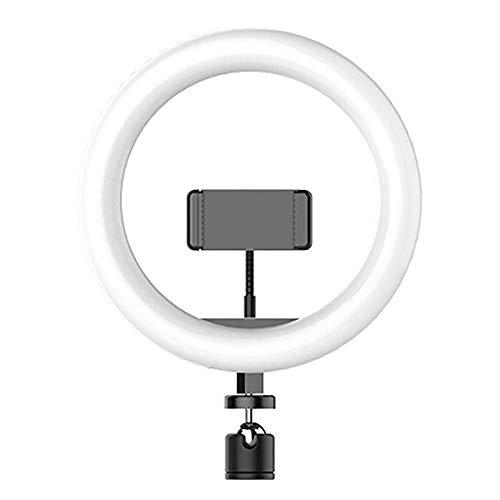 Mindmaker® Dimmable LED Studio Camera Ring Light Photo Phone Video Light Annular Lamp (10 Inch)