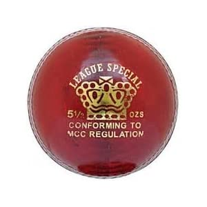 Ca Sports League Special Leather Cricket Ball