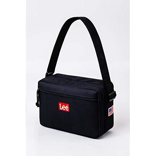 Lee SHOULDER BAG BOOK RED 付録