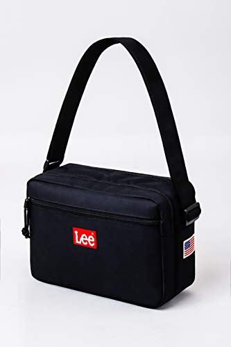Lee SHOULDER BAG BOOK RED 付録画像