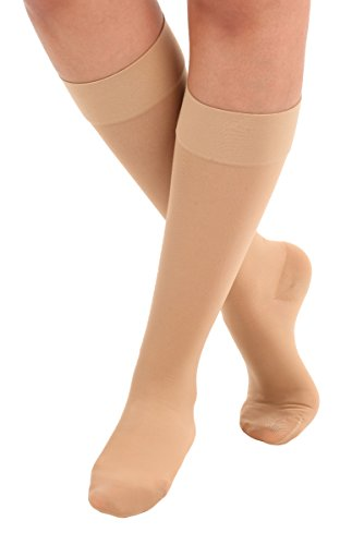 Compression 20 30mmHg Absolute Support Beige