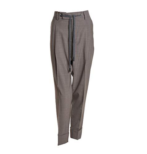 Lana Marrone Donna 980pa0059abi2302405 Pantaloni Eleventy nw1atxAvSA