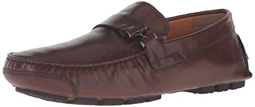 Kenneth Cole New York Mens Pik N Väljer Slip-on Loafer Brun