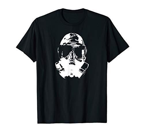 Goggles T-Shirt Rebellious Gift Tee ()