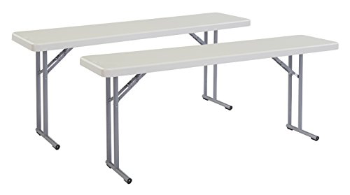 (2 Pack) National Public Seating 18