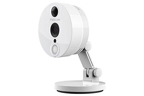 8 opinioni per Foscam C2 (versione ITALIANA)- Telecamera IP Wi-Fi Full HD 1080p (2.0