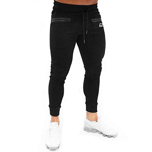 2019 Latest Hot Style! Teresamoon Men's Autumn New Fitness Running Small Leg Sports Pants