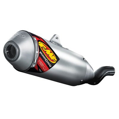 08-18 KAWASAKI KLR650: FMF Powercore 4 Slip-On Exhaust - 4-Stroke ()