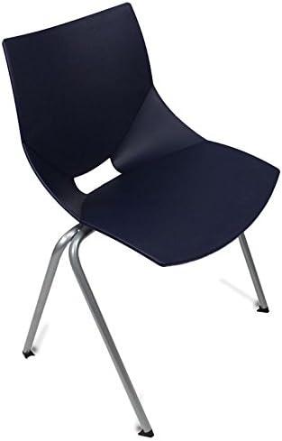 Max 79% OFF Arlington Mall GloDea Shell Outdoor Chair of Set Blue 2