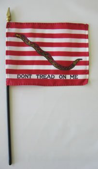 (Flag First Navy Jack - 4