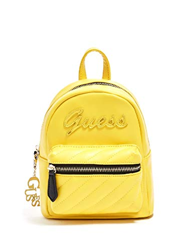 GUESS Factory Women's Feliz Logo Convertible Mini Backpack ()