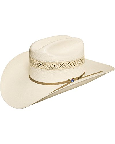 Resistol Men's Wildfire Hat, Natural, 7