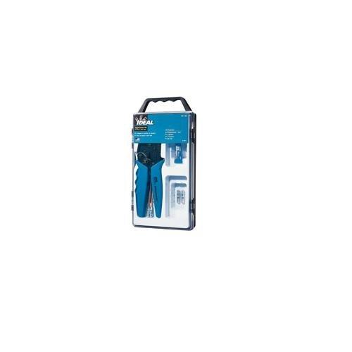 Ideal 31-164, S-Class Fiberglass Fish Tape Field Application Kit, Pack of 3 pcs